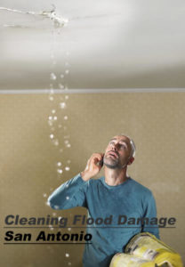 Cleaning Flood Damage San Antonio