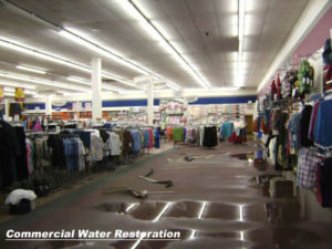 Commercial Water Restoration San Antonio